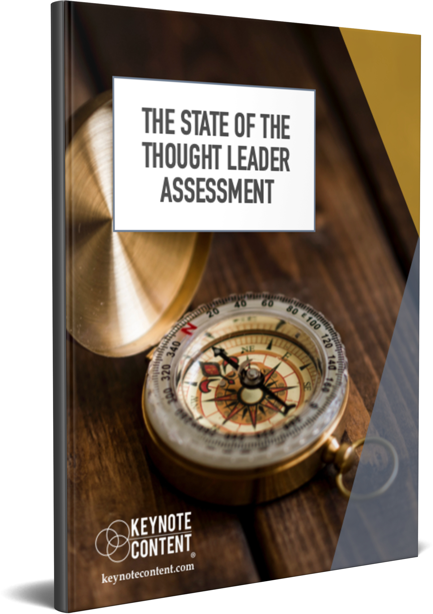 State of the Thought Leader Assessment | Keynote Content with Jon Cook